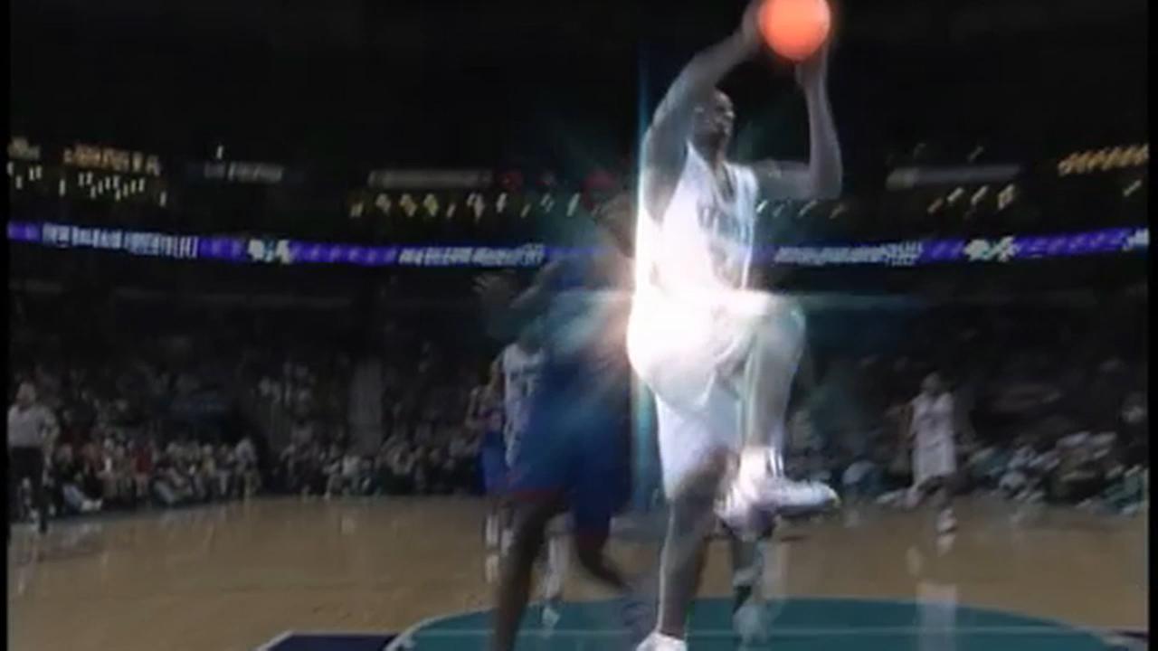 "NBA New Orleans Hornets \""Arena Pregame Team Intro\"""