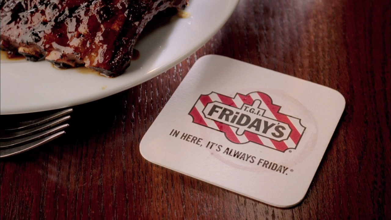 """TGI Fridays \""""Jack Daniels Grill\"""""""